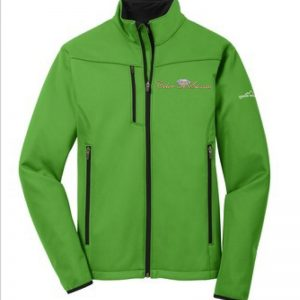 mens-jacket-green-with-logo